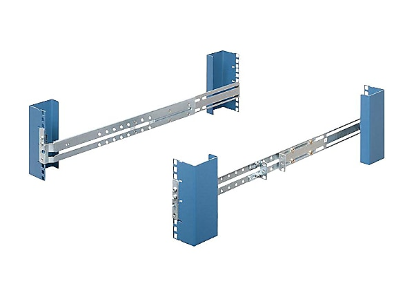 RackSolutions rack rail kit - 2U