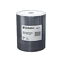 Verbatim DataLifePlus - DVD-R x 100 - 4.7 Go - support de stockage