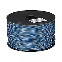 Black Box CAT5 Cross-Connect Wire - câble en vrac - 304.8 m - blanc, bleu