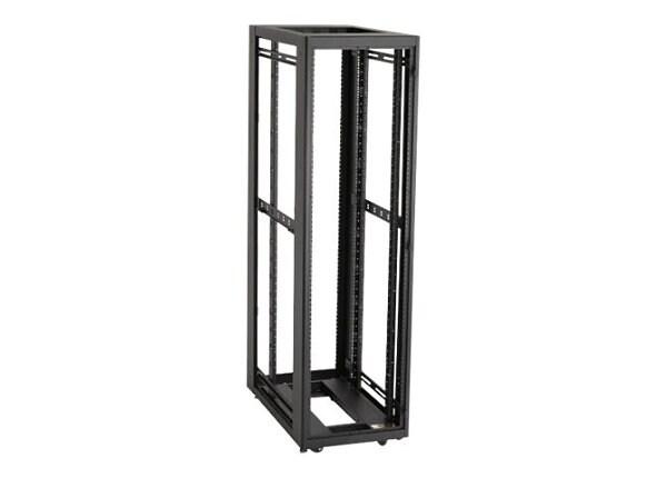Black Box Elite Server Cabinet M6 Rails - rack - 45U