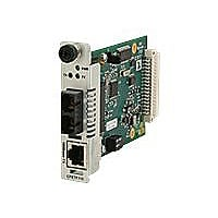 Transition Networks Point System Slide-In-Module Fast Ethernet Class A Medi