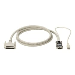 Black Box keyboard / video / mouse (KVM) cable - 50 ft