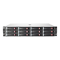 HPE StorageWorks Disk Enclosure D2600 - storage enclosure