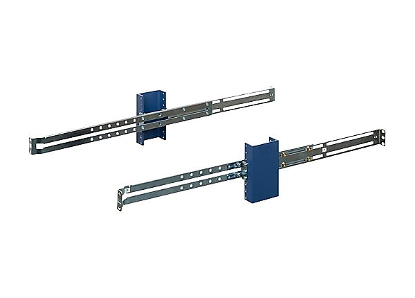 RackSolutions rack rail kit - 1U