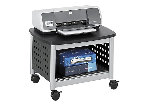 Safco Scoot Underdesk Printer Stand - printer stand