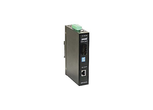 Transition Networks Industrial Stand-Alone Media Converter Extended Operati