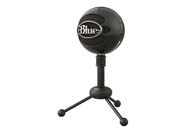 Blue Microphones Snowball Microphones - Gloss Black