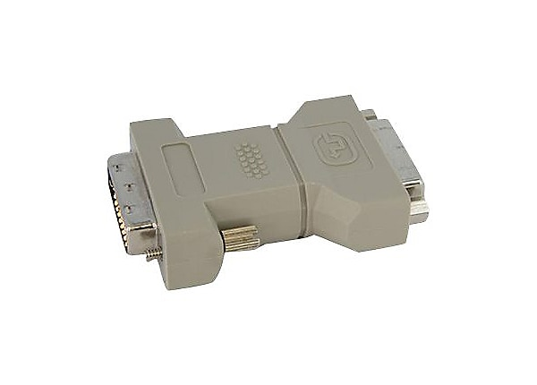 StarTech.com DVI-I to DVI-D Dual Link Video Cable Adapter F/M - DVI adapter