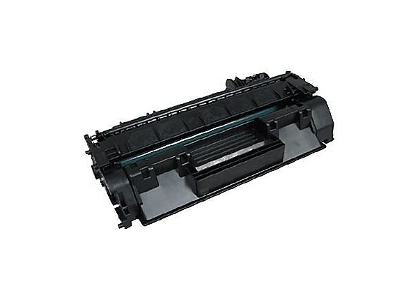 Clover Reman. MICR Toner for HP CE505A (05A), Black, 2,300 page yield