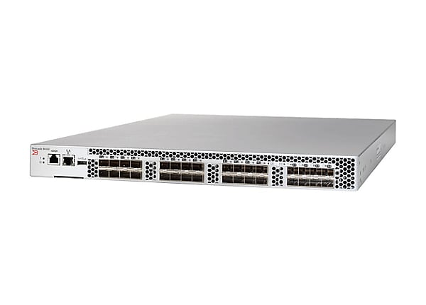 Brocade 8000 CEE-only - switch - 24 ports - rack-mountable