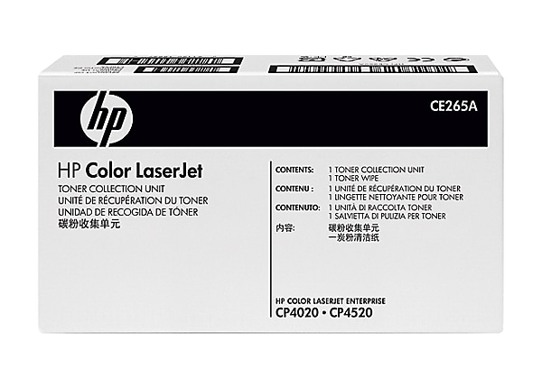 HP CE265A Toner Collection Unit for Color LaserJet Managed MFP M680