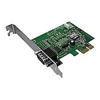 SIIG DP CyberSerial PCIe - serial adapter