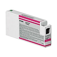 Epson T5963 - vivid magenta - original - ink cartridge