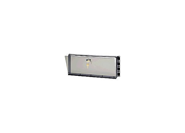 Middle Atlantic SECL-8 - rack security cover - 8U