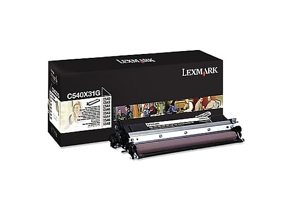 Lexmark - black - original - developer kit