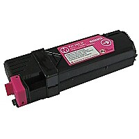 Clover Remanufactured Toner for Dell 1320C, Magenta, 2,000 page yield