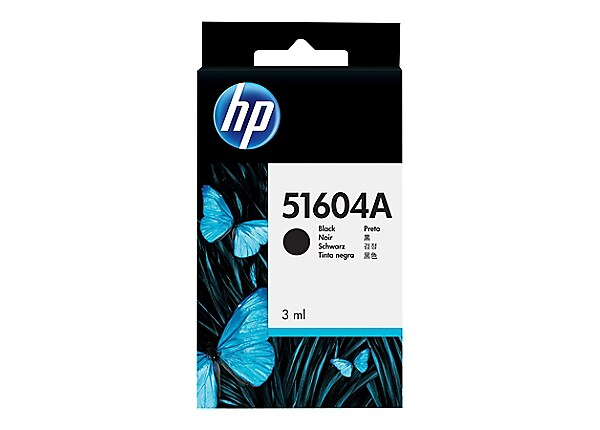 HP 51604A Black Print Cartridge