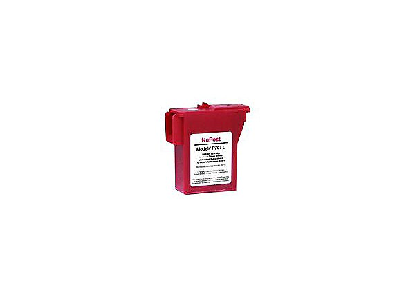 Dataproducts - red - compatible - remanufactured - ink cartridge (alternati