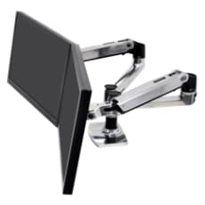 Ergotron LX Dual Side-by-Side Arm Display Mount