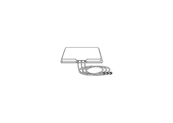 Cisco Aironet 5-GHz MIMO 6-dBi Patch Antenna - antenna