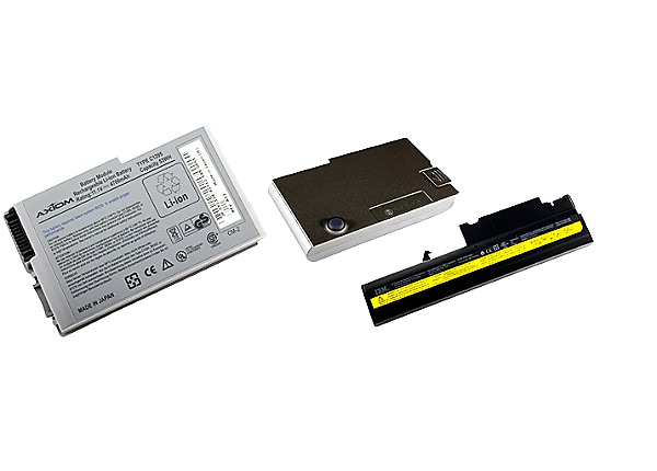 Axiom AX - notebook battery - Li-Ion