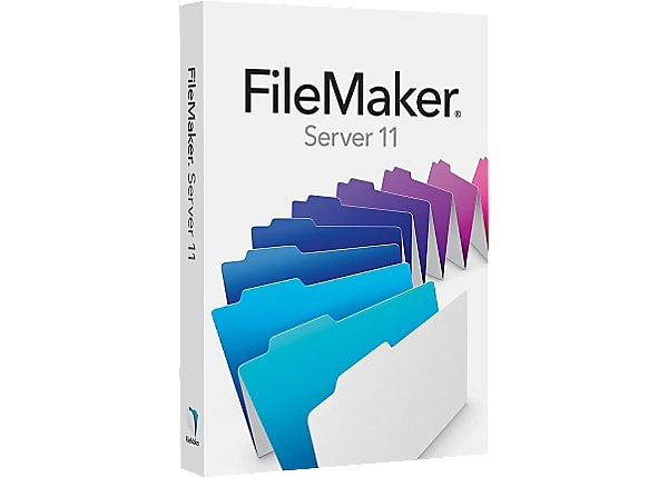 FileMaker Server - maintenance (2 years) - 1 server, 1 concurrent connectio