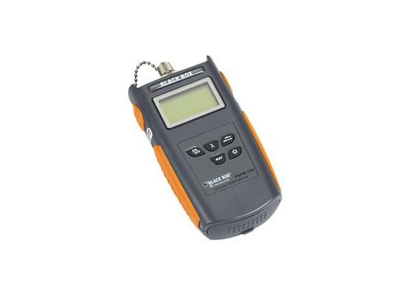Black Box Basic Optical Power Meter - optical power meter