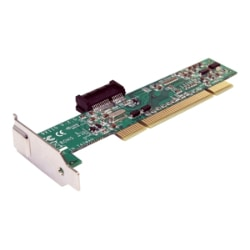 StarTech.com PCI to PCI Express Adapter Card PCIe x1 to PCI slot adapter