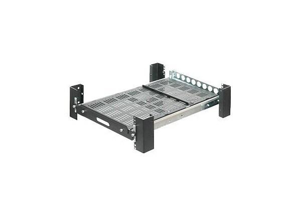 RackSolutions rack shelf - 2U