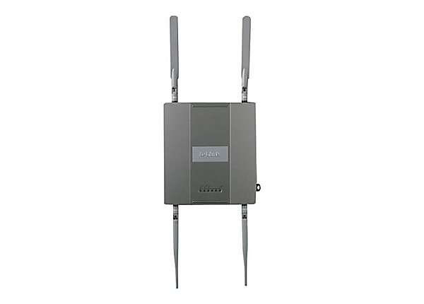 D-Link Wireless N Unified 802.11n Dualband Access Point DWL-8600AP - wireless access point