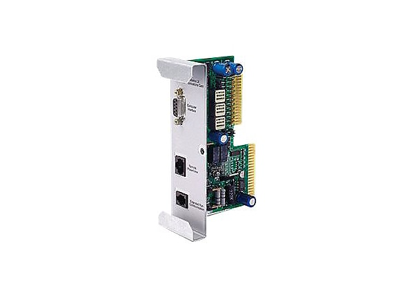 APC Symmetra LX Communications Card - remote management adapter
