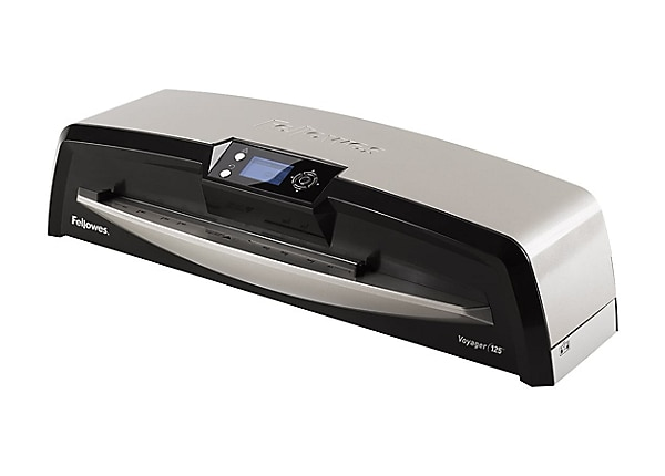 Fellowes VY 125 Jam Free Laminator with Pouches Kit