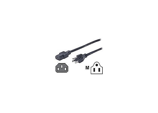 APC power cable - 1 ft