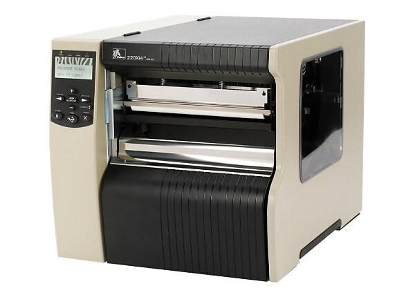 Zebra Xi Series 220Xi4 - label printer - B/W - thermal transfer