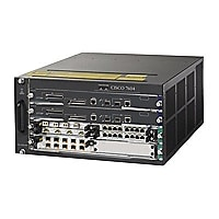 Cisco 7604 - router - desktop, rack-mountable - with Cisco 7600 Series Rout