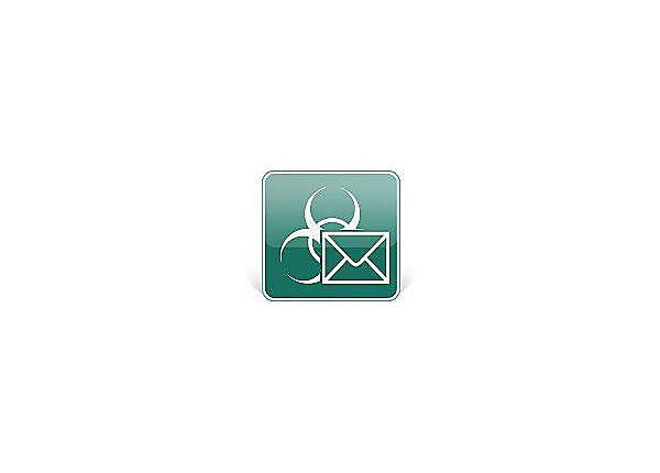 Kaspersky Security for Mail Server - subscription license renewal ( 2 years