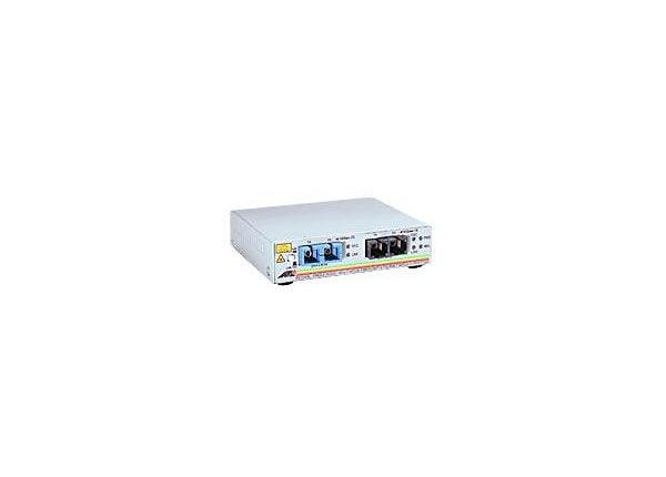 Allied Telesis AT MC104XL - media converter - 100Mb LAN