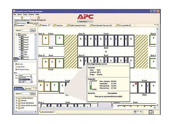 APC InfraStruXure Operations Floor Layout Creation - technical support - on