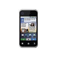 Motorola Backflip - silver - 3G GSM - smartphone