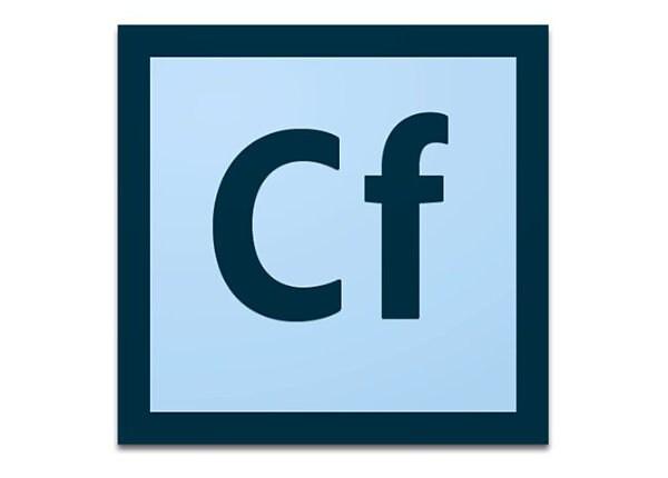 Adobe ColdFusion Builder - upgrade plan (3 months) - 1 user
