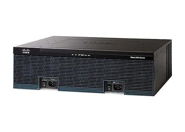 Cisco 3925E - router - desktop, rack-mountable