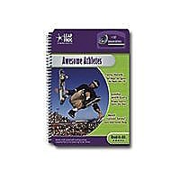 Read-It-All Series Awesome Athletes - LeapFrog Quantum LeapPad - box pack