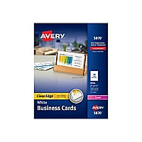 Avery Clean Edge - business cards - 2000 card(s)