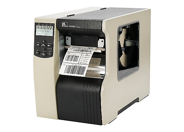 Zebra Xi Series 140Xi4 - label printer - monochrome - direct thermal / ther