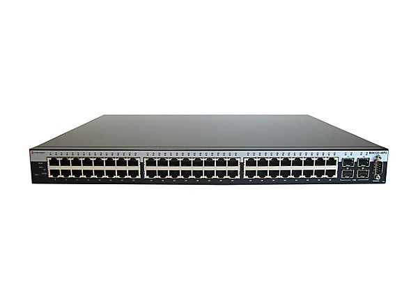 Extreme Networks B-Series B5 B5K125-48P2 - switch - 48 ports - managed