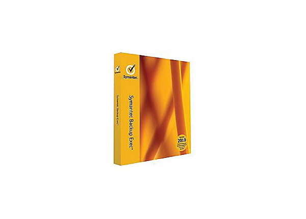 Symantec Backup Exec 2010 Agent for Windows Systems - Essential Support (re