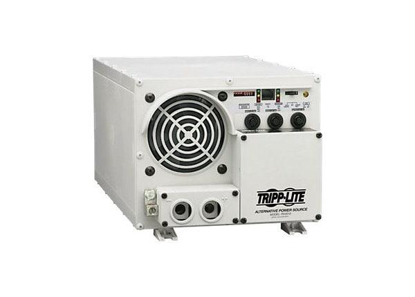 Tripp Lite RV Inverter / Charger 1500W 12V DC / 120V 19A/75A 120V Hardwire
