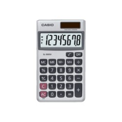 Casio SL-300SV - pocket calculator