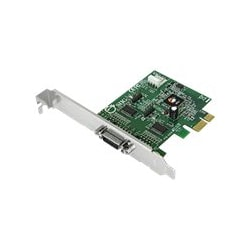 SIIG CyberSerial Dual PCI-E - serial adapter