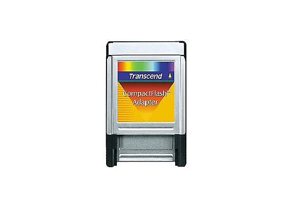 Transcend card adapter - PC Card
